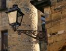 sarlat-lampadaire